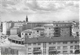 CPSM  Dentelée  En  NB  De  MULHOUSE  (68)  -  Le  Bâtiment  Annulaire     //  TBE - Mulhouse