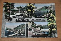2149       Saluti Da Limone Sul Garda - Italia