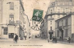Besançon 349 Les Chaprais Fontaine Argent Dentiste - Besancon