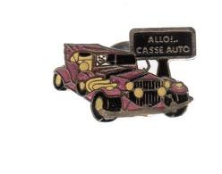 Pin's -  VOITURE  - ALLO CASSE AUTO - Non Classés