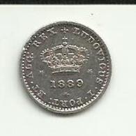 50 Réis 1889 D. Luis I Portugal - Portugal