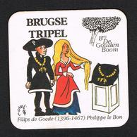 I  BRUGSE  TRIPEL  BIERVILTJE - Sous-bocks