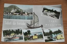 2150       Saluti Da Feriolo, Lago Maggiore - Italia