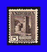 1935 - 1943 - Andorra Española - Sc. 26 - MNH - AN-026 - Andorre Espagnol