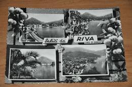 2151       Saluti Da Riva, Lago Di Garda - Trento