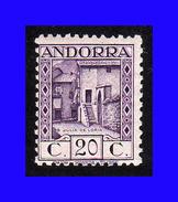 1935 - 1943 - Andorra Española - Sc. 29 - MNH - AN-029 - Andorre Espagnol
