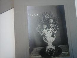 New  York Hotel Plaza  Photo Gâteau En Forme D'un Bouquet De Fleurs Pichenot Chef Patissier Patisserie - Berufe