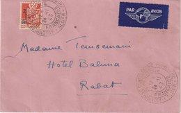 """ALGERIE : OBL . """" ASSEMBLEE CONSULTATIVE PROVISOIRE """" . 1943 . - Algérie (1924-1962)"""