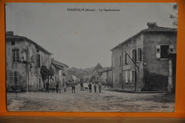 Stainville- La Gendarmerie - France