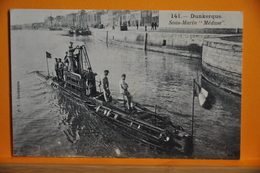 Dunkerque - Sous Marin Méduse - Dunkerque