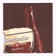 I  WESTMALLE TRAPPIST  BIERVILTJE - Beer Mats