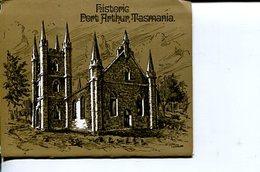 (Booklet 72) Postcard Booklet -  (mint / Neuf) - TAS - Port Arthur - Port Arthur