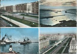 Le Havre (76) - Multivues (Avenue Foch, Entrée Du Port Au Soleil Couchant, Bassin Bellot, Avenue Foch) - Le Havre