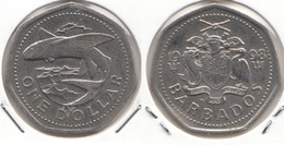 Barbados 1 Dollar 1998 Km#14.2 - Used - Barbados