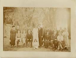 Semur En Auxois Photo Datée Du 10 10 1921 - Lieux