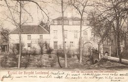 Londerzeel : Kasteel Der Burgcht 1903 - Londerzeel