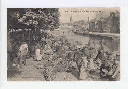 Amiens. Marché Sur L'eau. (2736) - Amiens