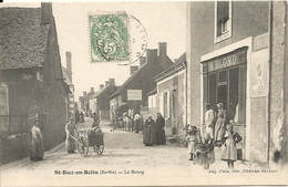ST BIEZ EN BELLIN .LE BORG - France