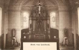Leerbeek : Binnenzicht Kerk - Gooik