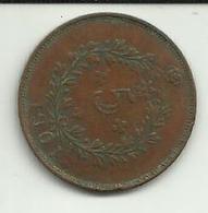 5 Réis 1901 D. Carlos I Açores/Portugal - Portugal