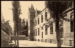 CP   Herenthals  --  Pensionnat Des Soeurs Fransicaines  --  Ecole Ménagère  --  1930 - Herentals