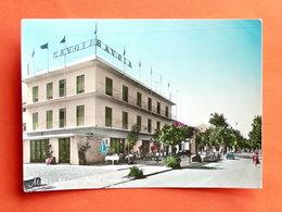 Cartolina Misano Adriatico - Hotel Savoia - 1958 Ca. - Rimini