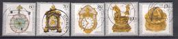 Federal Republic 1992 Mi Nr 1631/5    (a4p3) - Gebraucht
