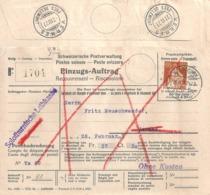 NN Brief  Solothurn - Vermes Près Delémont             1927 - Zwitserland