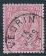 N° 46 - Vedrin - 1884-1891 Leopoldo II