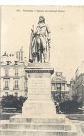 VERSAILLES .287. STATUE DU GENERAL HOCHE . NON ECRITE - Versailles