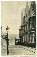 LONDON : MERCHANT TAYLORS' SCHOOL - HEAD MASTER'S HOUSE - London Suburbs
