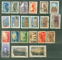 URSS   Lot Année 1950   Ob  B/TB  Voir Scan Et Description - 1923-1991 URSS
