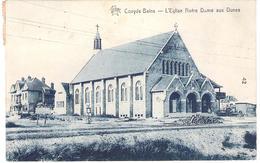 Coxyde Bains L'eglise  Notre Dame Aux Dunes - Koksijde