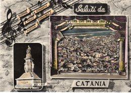 Catania - Saluti Da Catania - - Catania