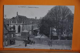 Yvetot - Hopital De L'Alliance - Yvetot
