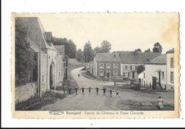 Rossignol (Pr.Lux)  ( M 3987 )  Des Enfants A L'entrée Du Château - Tintigny