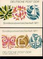 Sonder - Markenheftchen DDR 03 D Postfrisch  MNH ** - Blocchi