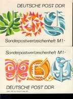 Sonder - Markenheftchen DDR 03 E Postfrisch  MNH ** - Blocchi