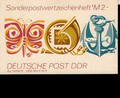 Sonder - Markenheftchen DDR 04 A Postfrisch  MNH ** - [6] République Démocratique