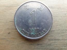 Hong Kong  1  Dollar  1997  Km 69 - Hong Kong