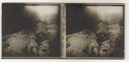Plaques Stérèoscopiques  Annecy Gorges Du Fier - Visionneuses Stéréoscopiques