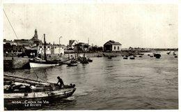 CROIX DE VIE LA RIVIERE - Saint Gilles Croix De Vie
