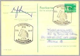 Competicion Internacional De ACORDEON - ACCORDION. Klingenthal 1986 - Música