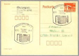 Competicion Internacional De ACORDEON - ACCORDION. Klingenthal 1988 - Música