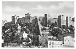 Lisboa, Um Pormenor Do Castelo S. Jorge - Lisboa