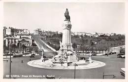Lisboa, Praca Do Marques De Pombal - Lisboa