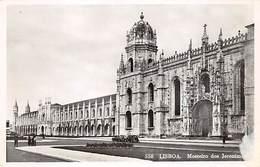 Lisboa, Mosteiro Dos Jeronimos - Lisboa