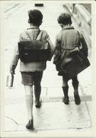 BELGIQUE - Carte N° 69 Du SOIR - Rentrée Des Classes Dans Les Années Trente. - Ecoles