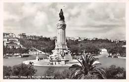 Lisboa, Praca Da Marques De Pombal - Lisboa