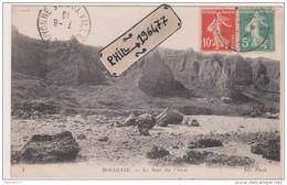 14 Houlgate - Cpa / Le Saut Du Chien. - Houlgate